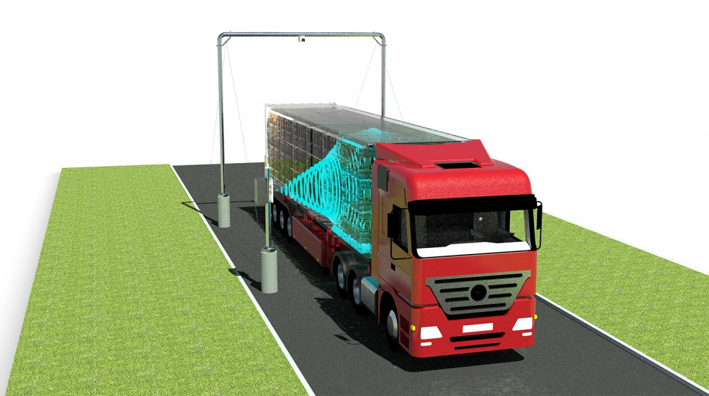 dunakontroll hpna truck microwave moisture measurement mitterboeck